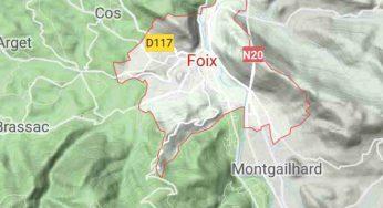 Un mort dans un accident de la route à Foix