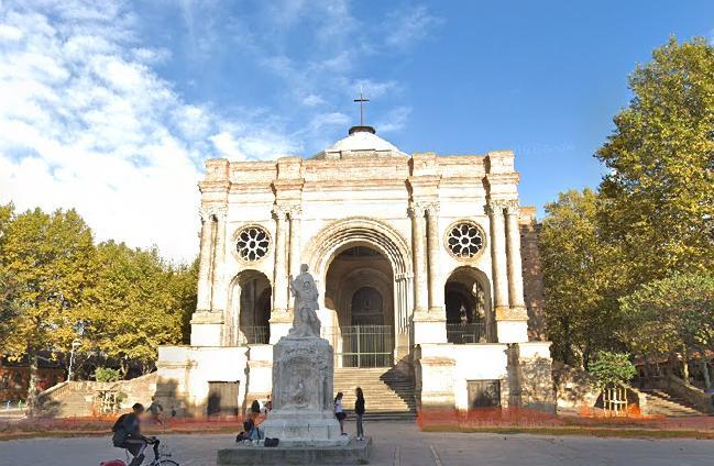 Il se promène nu dans Toulouse et dit être Jésus fis de dieu