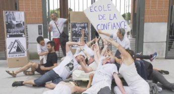 à Toulouse aussi, menace sur les résultats du Bac