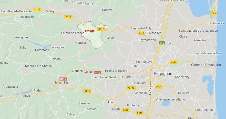 Jeune fille tuée dans un cimetière à Estagel Perpignan ce que l'on sait