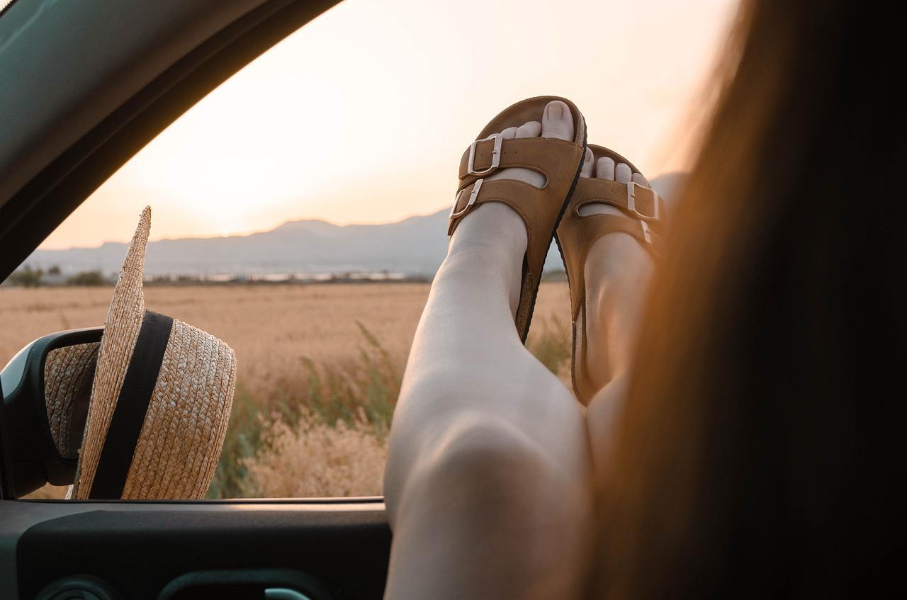 Les activités rafraîchissantes à faire en location auto cet été