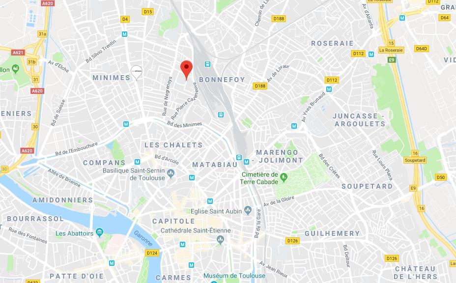 Sauvagement poignardée à Toulouse, une femme entre la vie et la mort