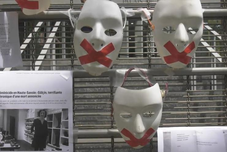 Toulouse.Elles manifestent pour lutter contre les violences conjugales.