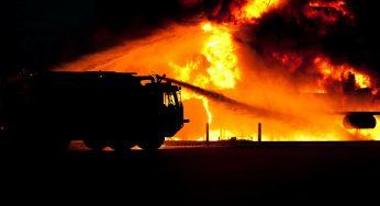 Les pompiers de Haute Garonne en renfort dans l'Aude