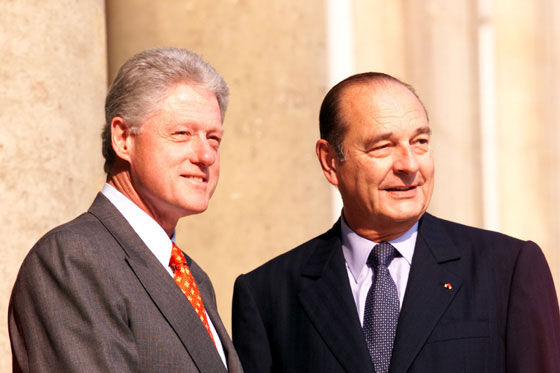 Jacques Chirac, hommages à Toulouse
