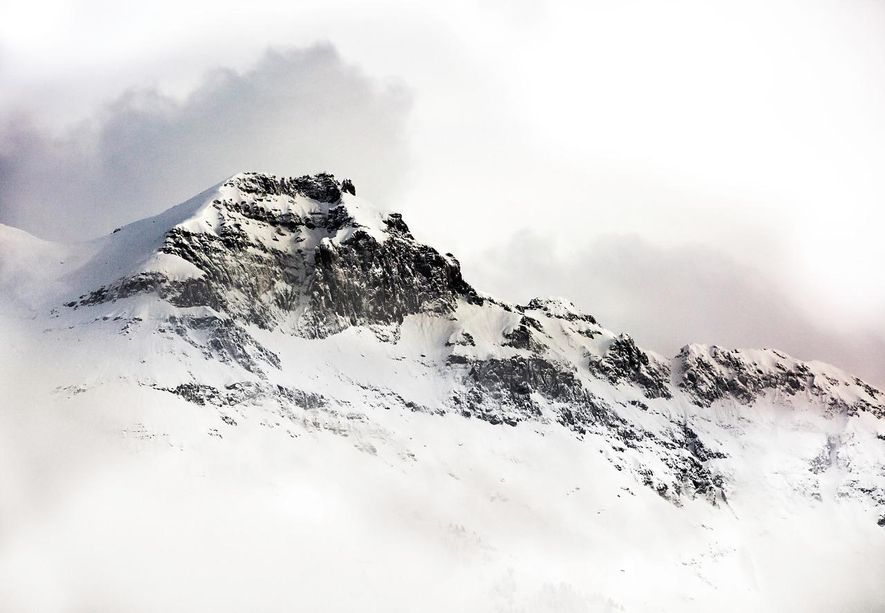 La neige est bien arrivée sur les Pyrénées