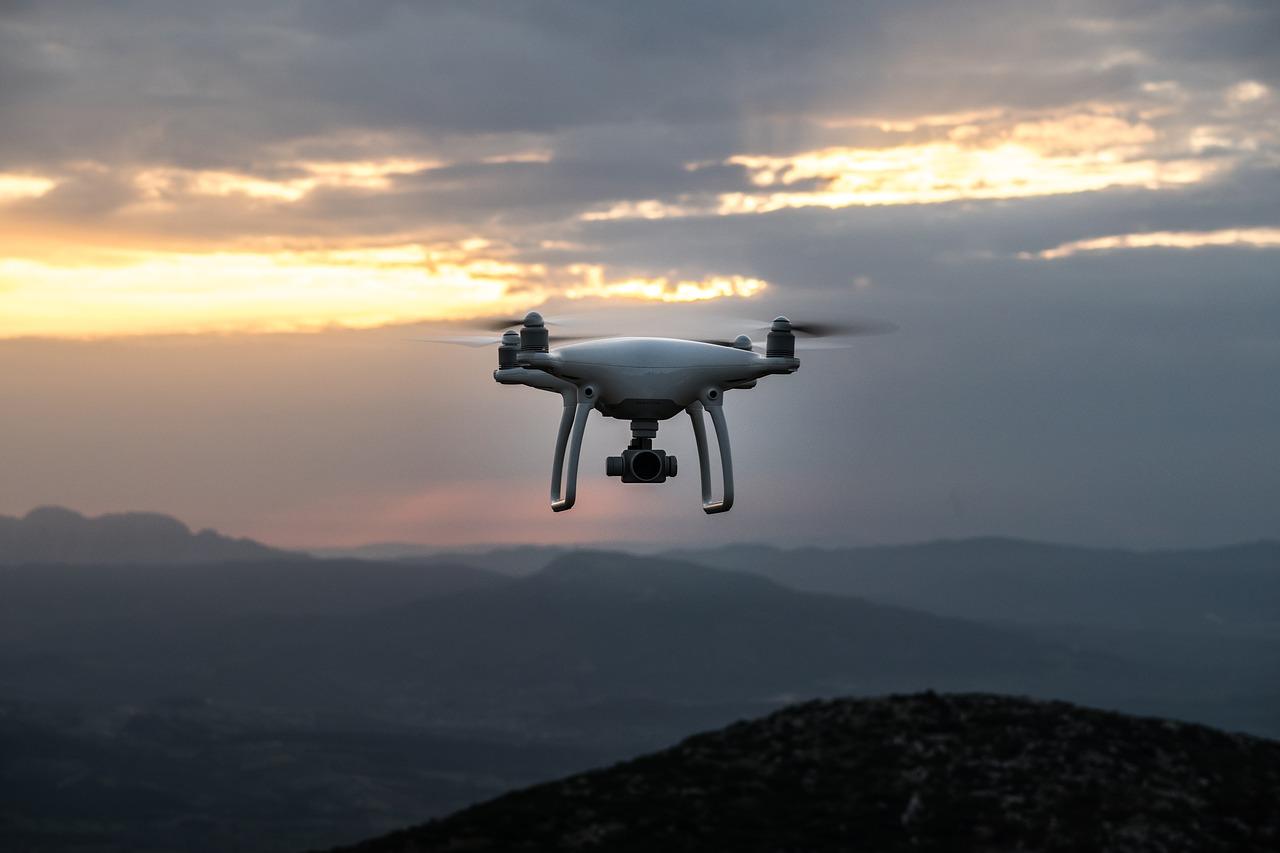 Les Gendarmes du Tarn et Garonne testent la surveillance par drone