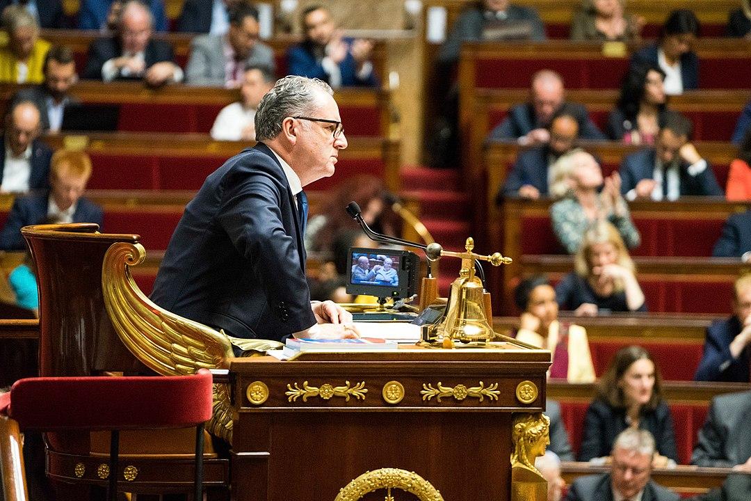 Richard Ferrand mis en examen souhaite rester président de l'Assemblée nationale