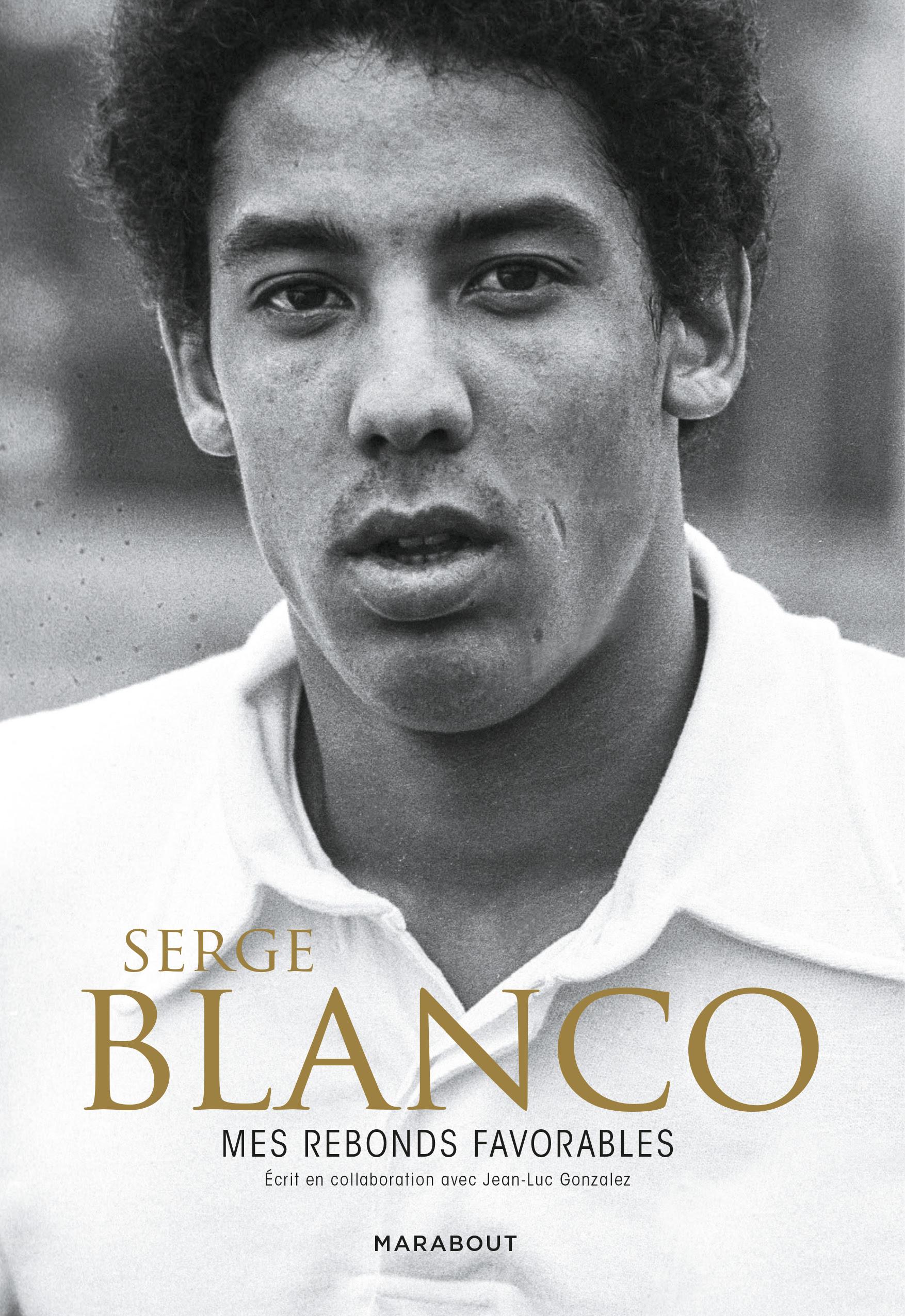 Serge Blanco en dédicace à Toulouse
