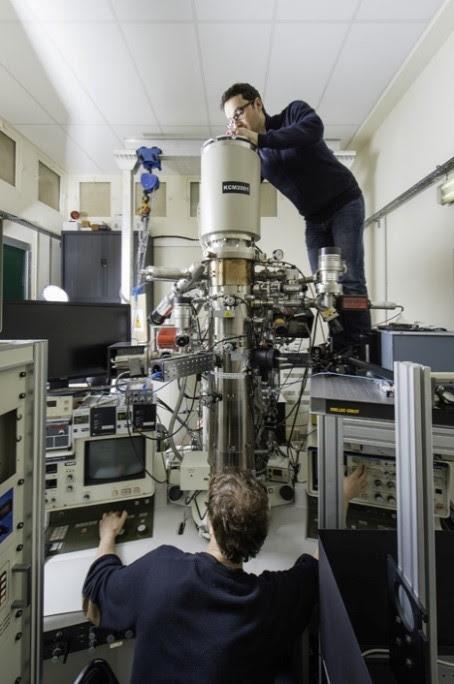 Un des microscopes les plus puissants du monde inauguré à Toulouse