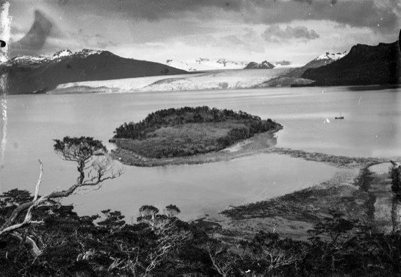 diminution des Glaciers des Andes