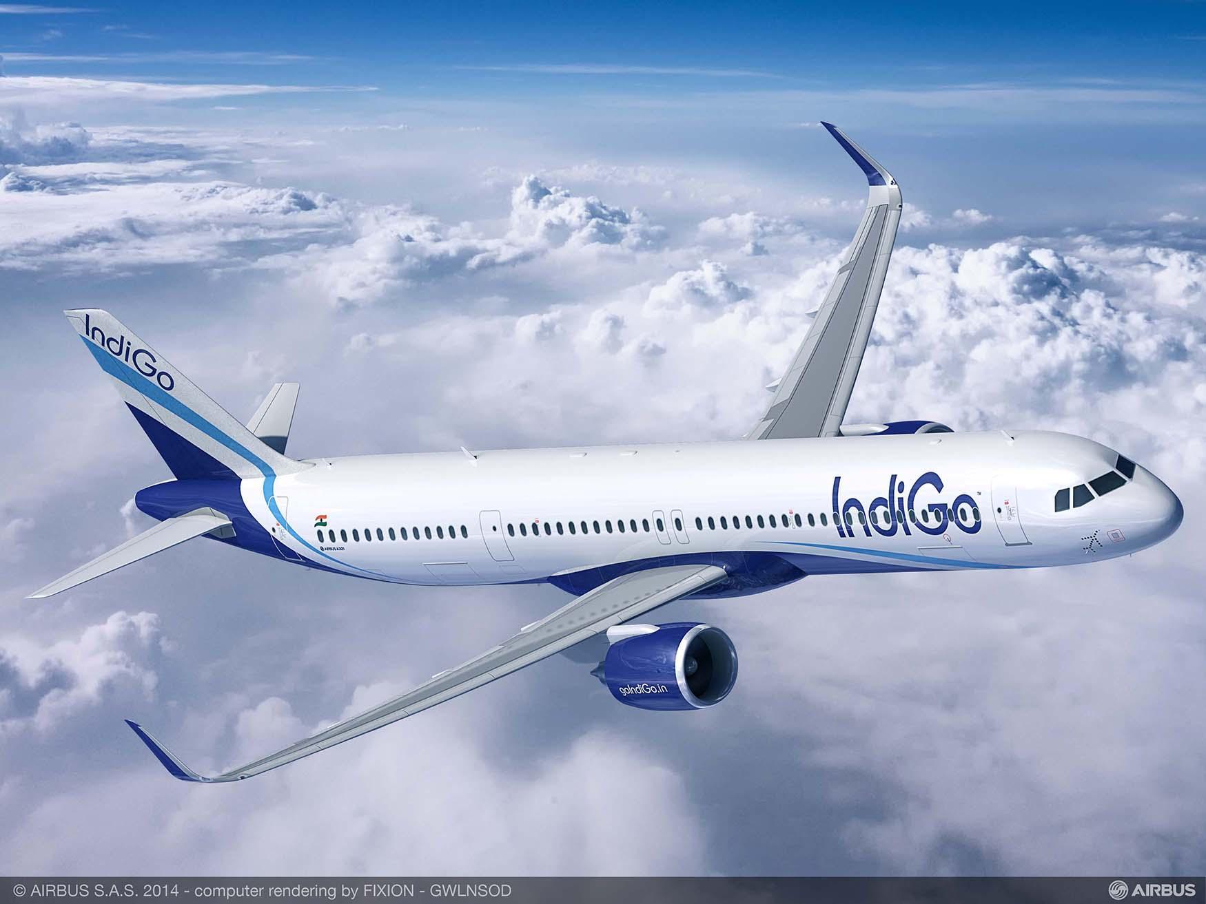 300 Airbus A320 neo commandés par une compagnie indienne