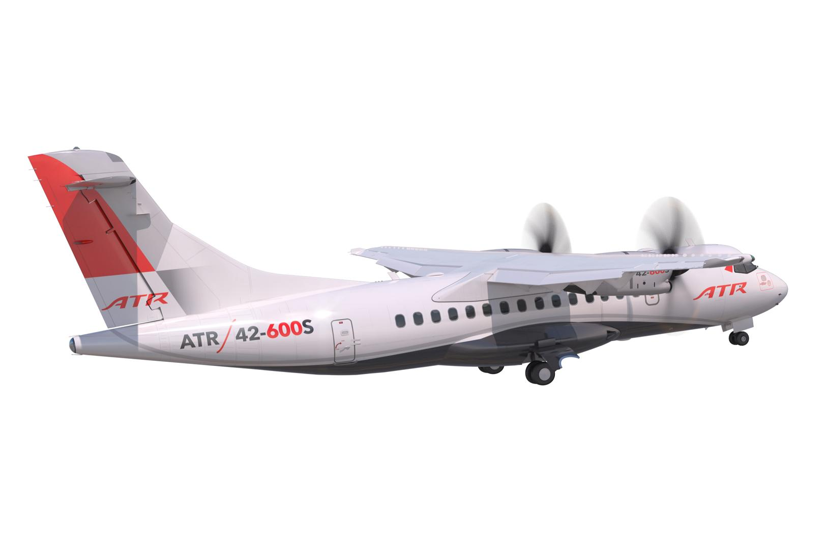 ATR lance un avion à décollage et atterrissage court