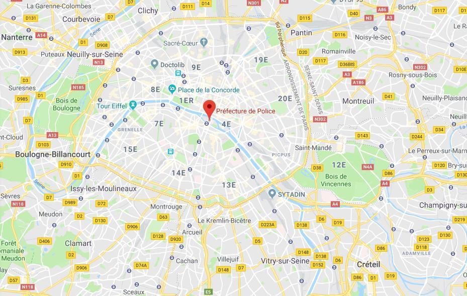 Attaque contre la préfecture de police de Paris, ce que l'on sait