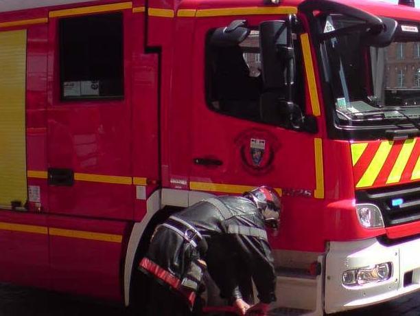 Début d'incendie dans une usine classée SEVESO à Toulouse