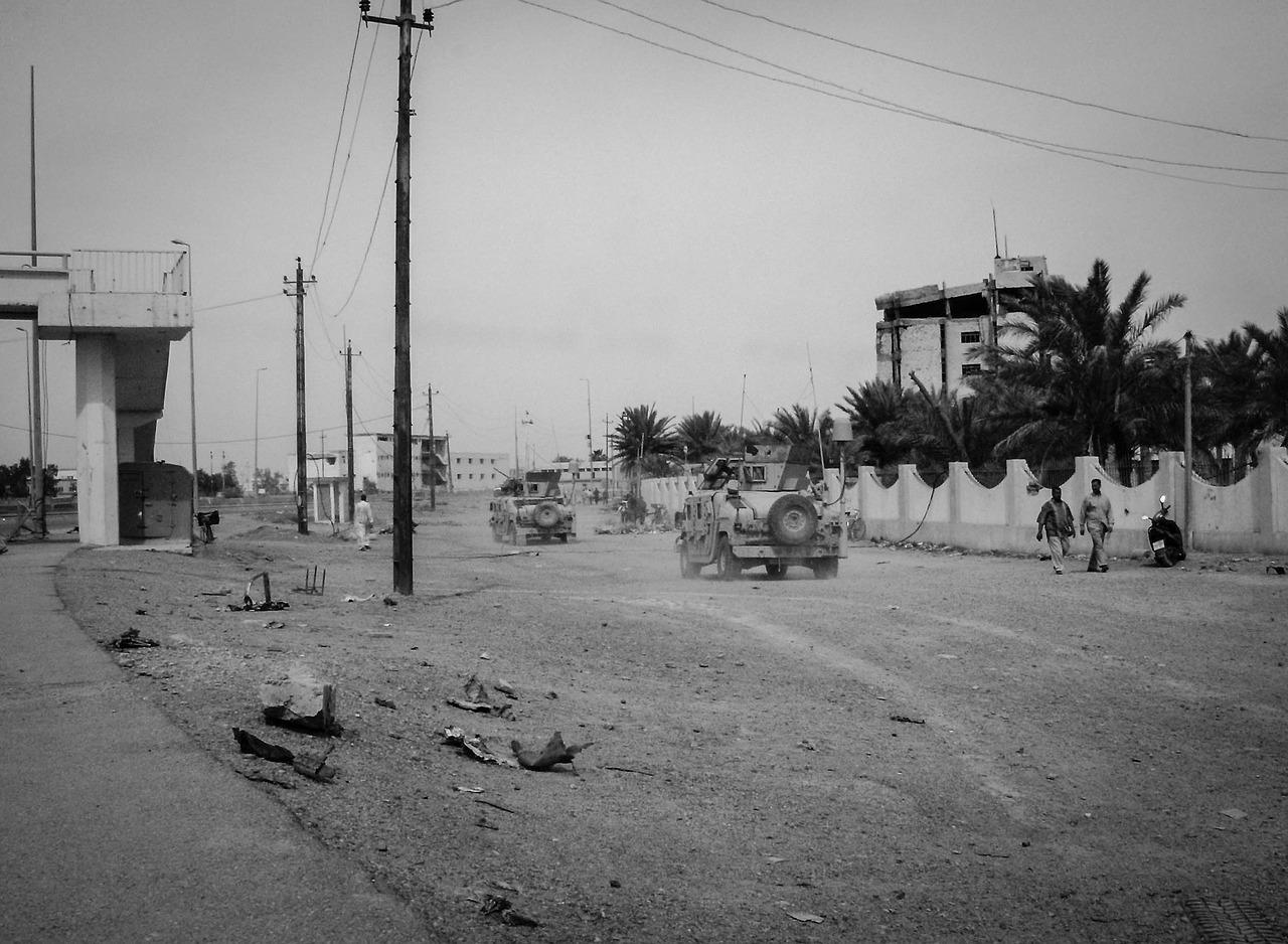 Le Drian en Irak pour définir un dispositif pour juger les djihadistes