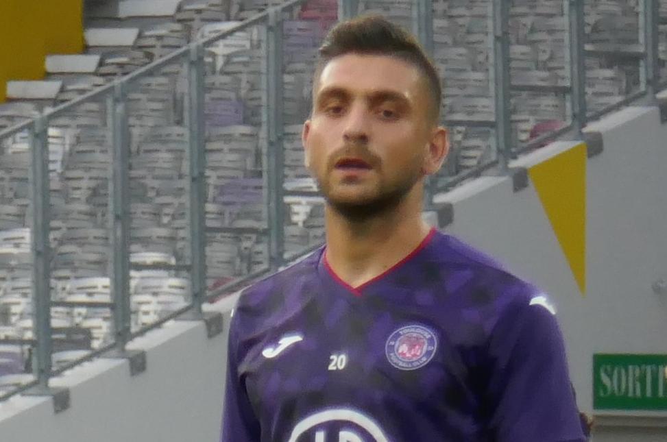Ligue1 Toulouse rouge classement barragiste Koulouris
