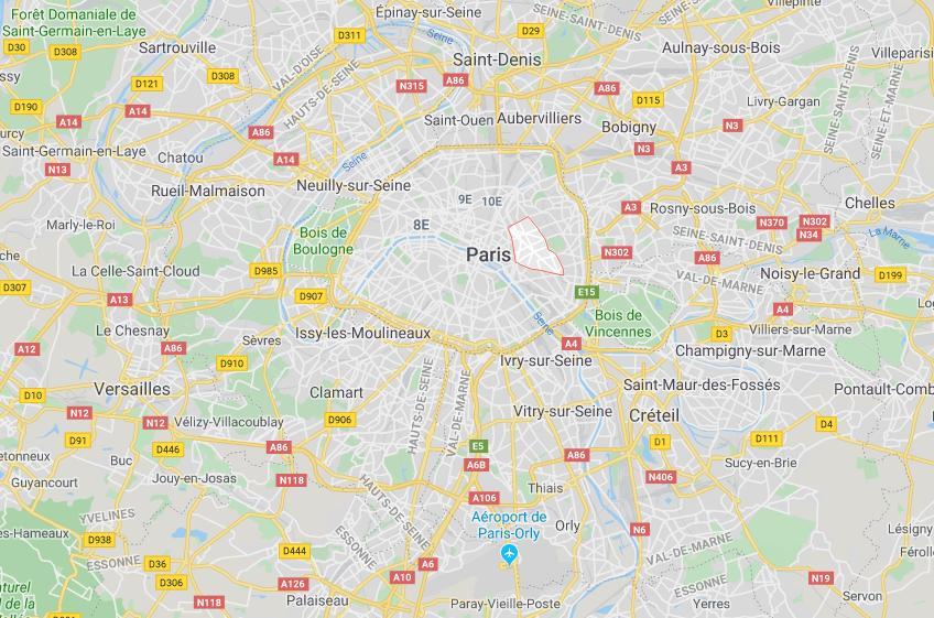 Paris. Ils creusent un tunnel et volent 500 000 euros de fourrure dans une boutique