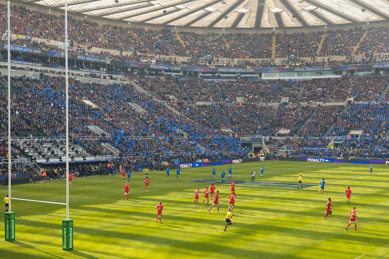 Romain Ntamack sélectionné pour le prix Révélation Rugby de l'année