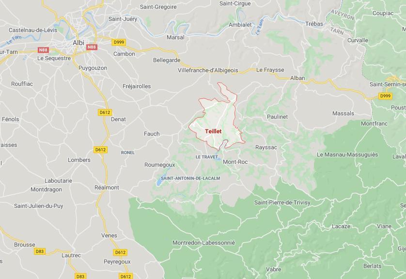 Teillet. 28e mort sur les routes du Tarn