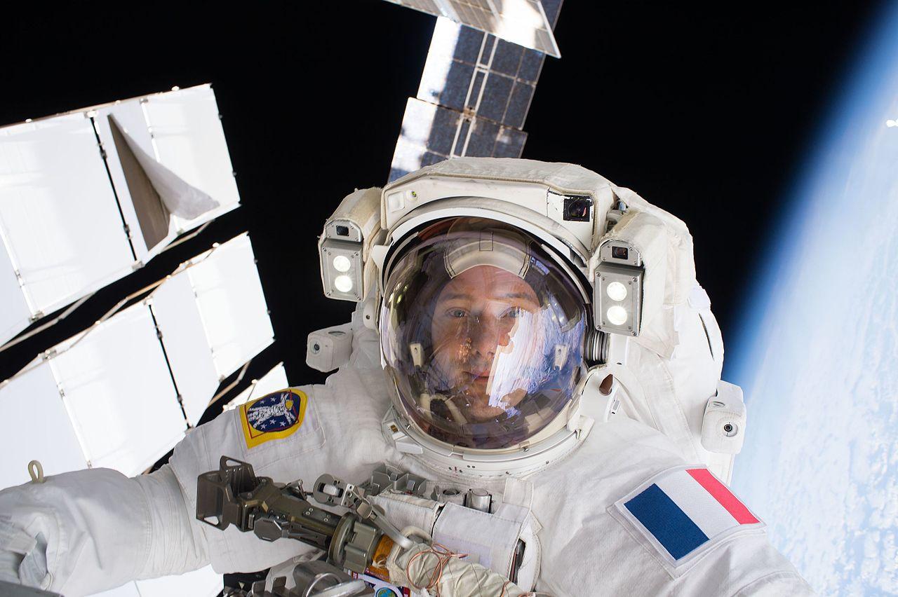 Thomas Pesquet candidat pour aller sur la Lune