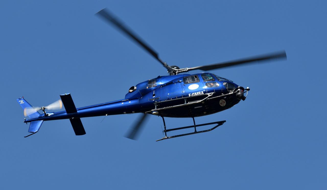 Toulouse. Il éblouit un hélicoptère de la gendarmerie, la justice le convoque