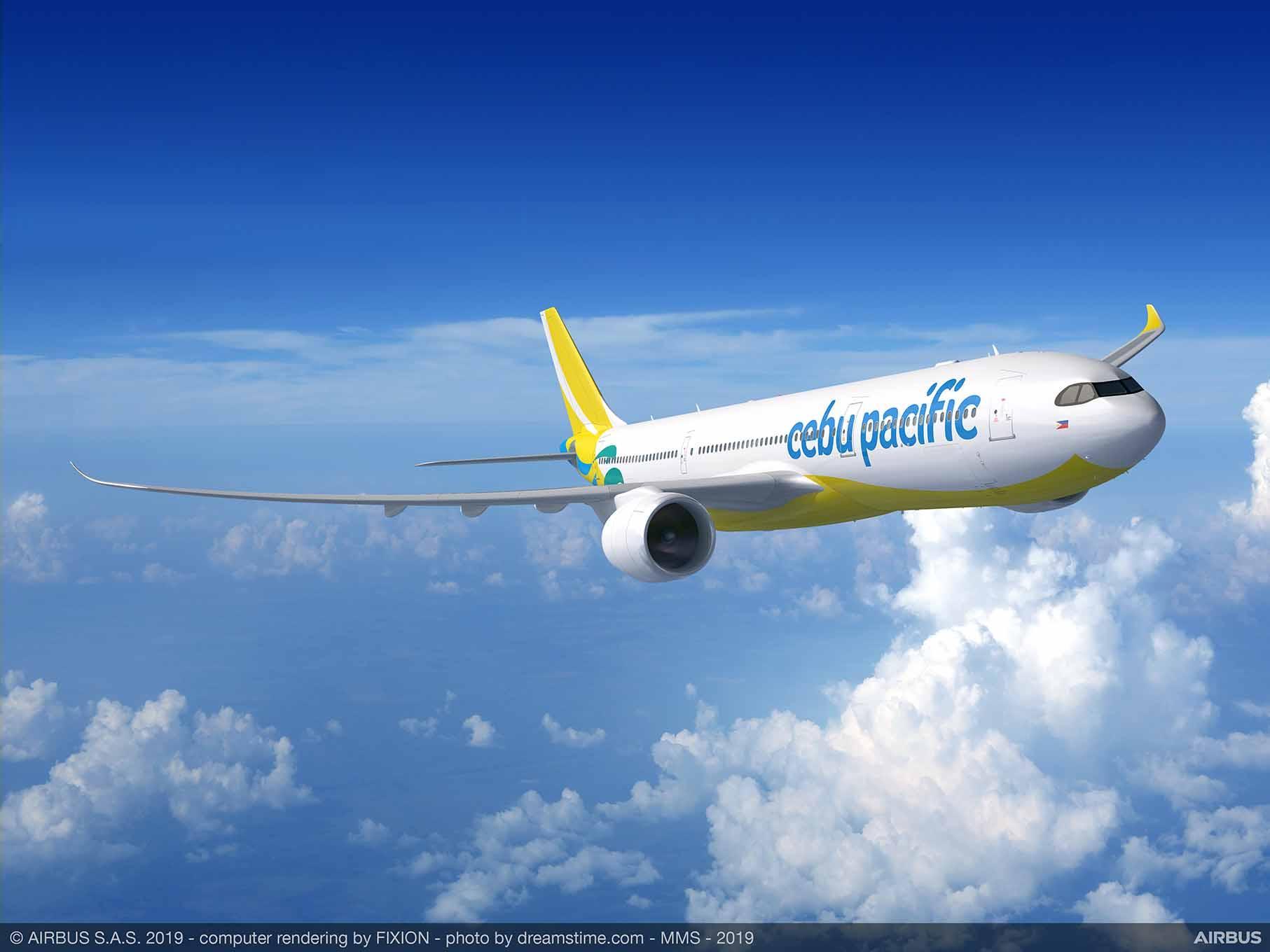 Aux Philippines, Airbus signe une nouvelle commande pour 16 A330 neo