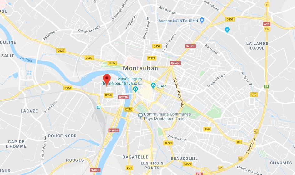Double meurtre à Montauban