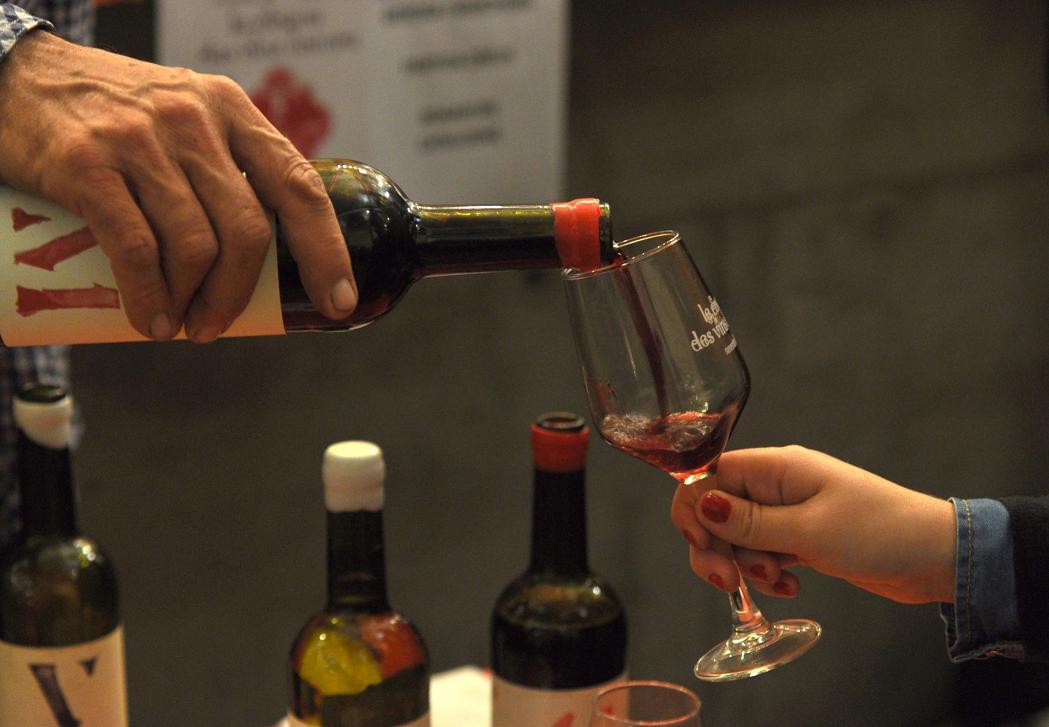 Le Cirque des vins nature à la Grainerie à Balma