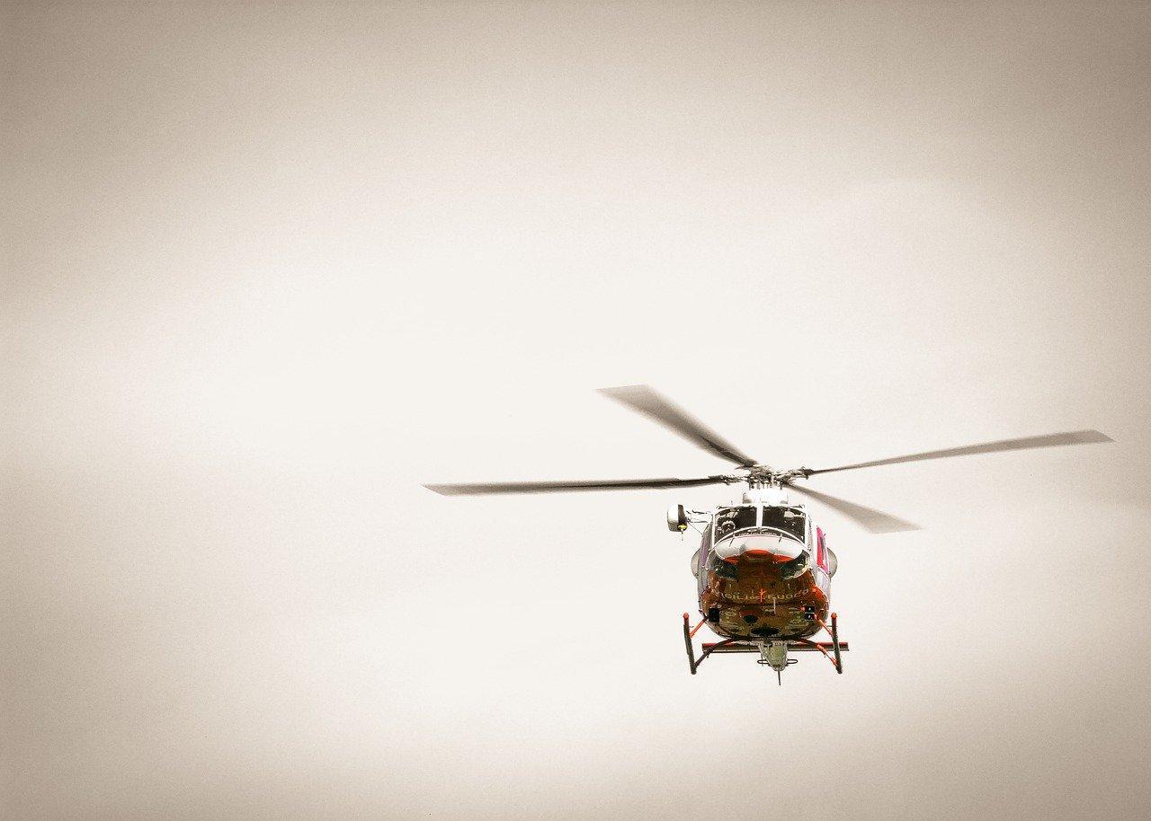 Crash d'un hélicoptère, les Pompiers sous le choc