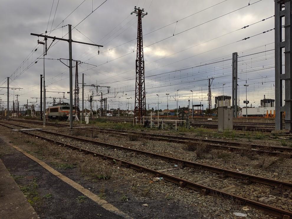 Grève du 5 décembre, trafic quasi nul en gare de Toulouse Matabiau