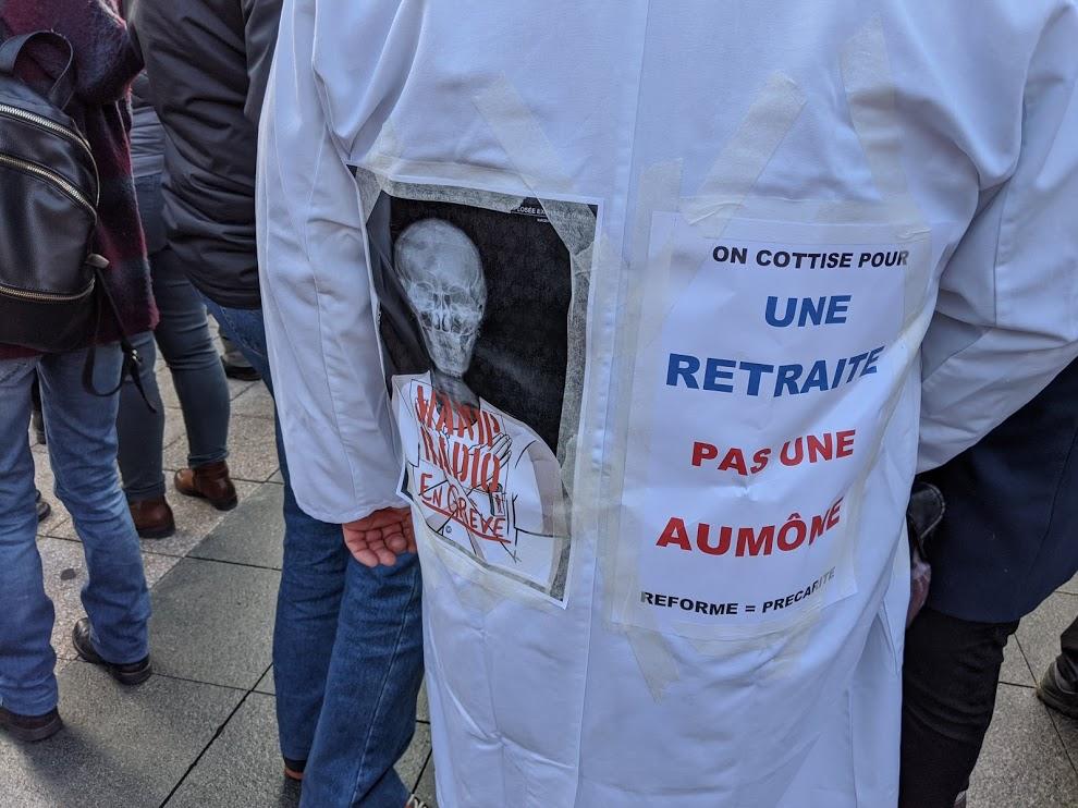 Manif du 5 décembre, démonstration de force à Toulouse