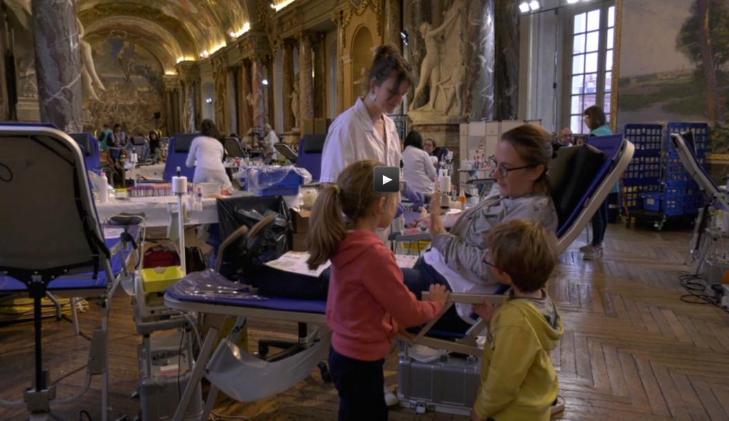 Collecte de sang urgente à Toulouse