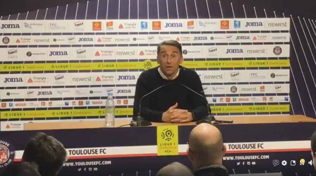 Crise au Toulouse FC. Sadran ne démissionne pas, Zako confirmé