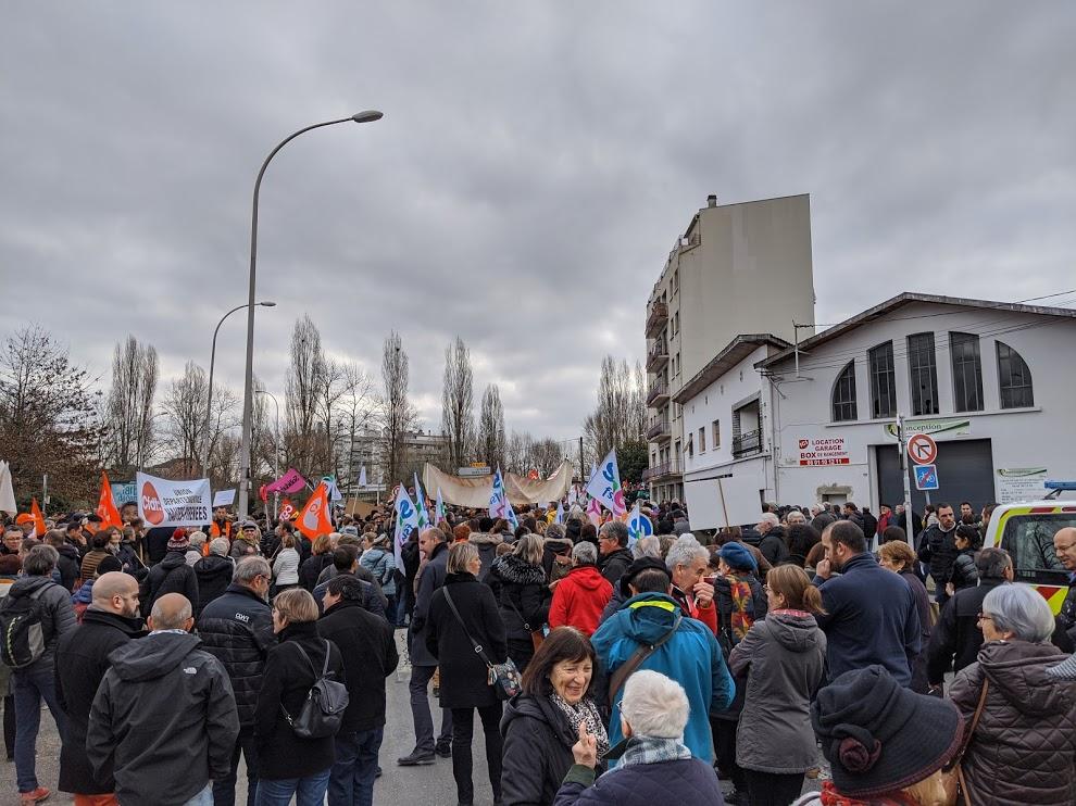 Grève SNCF, le trafic très perturbé en gare de Toulouse