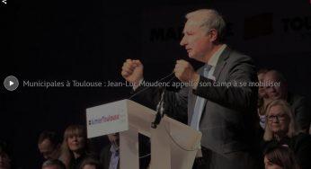 Municipales à Toulouse. Moudenc tente de mobiliser ses troupes