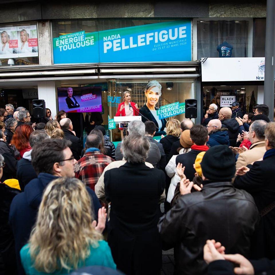 """Municipales à Toulouse. Méric soutient Pellefigue et """"ne comprend pas"""" Cohen"""