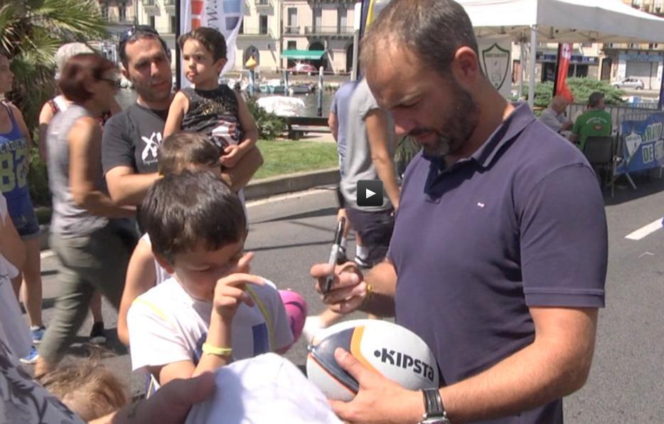 Rugby, Elissalde rejoint Garbajosa à Montpellier