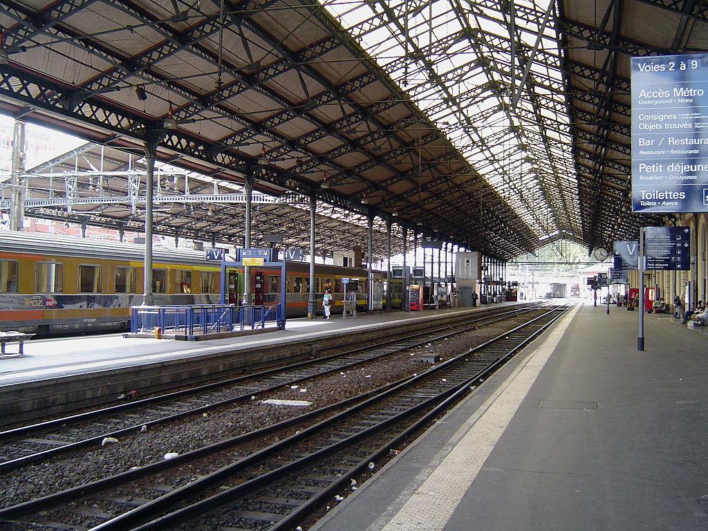Trafic SNCF quasi nul jeudi à Toulouse
