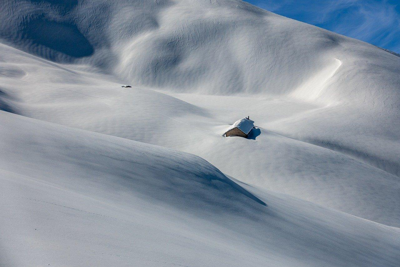 la tempête Gloria arrive sur les Pyrénées