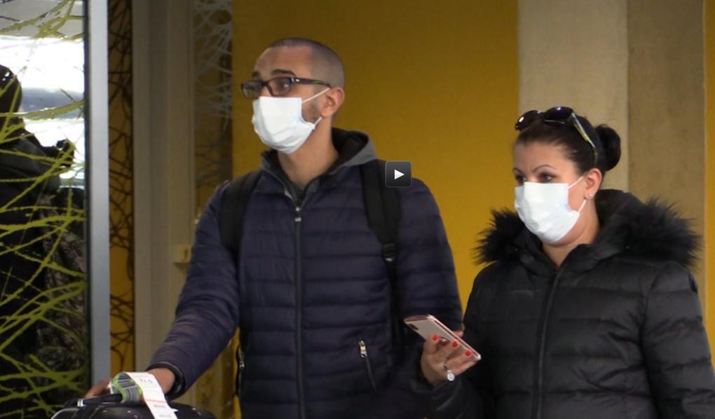 Coronavirus, pas encore de contrôles à l'aéroport de Toulouse