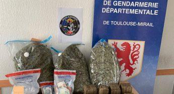 Cocaïne, Cannabis : 6 dealers devant un juge d'instruction toulousain