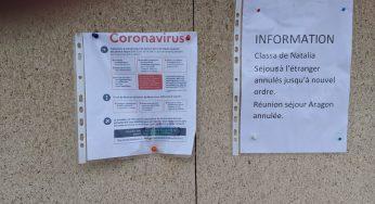Coronavirus, comment les écoles s'adaptent
