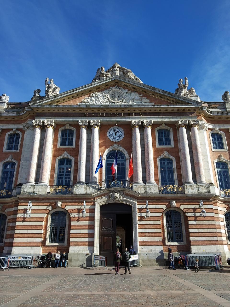 Coronavirus, les parcs et le Capitole fermés à Toulouse