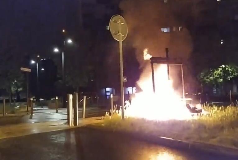 Des voitures incendiées à Toulouse