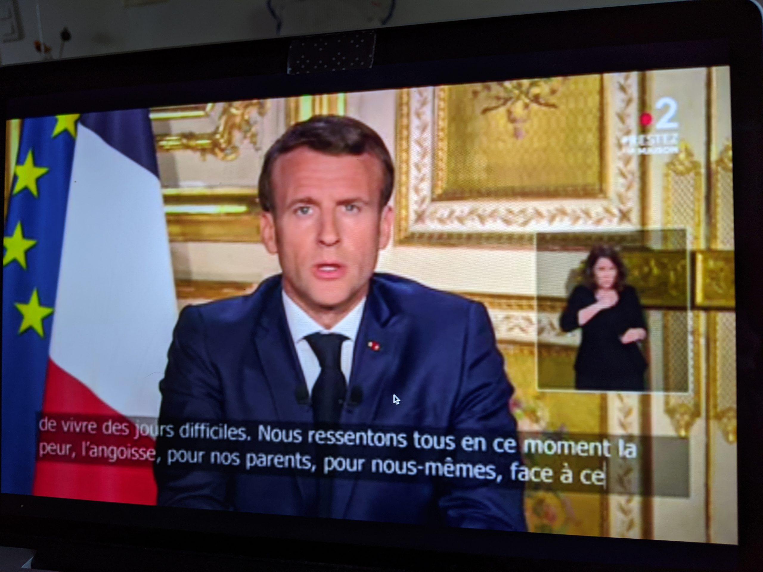 Coronavirus. Macron prolonge le confinement jusqu'au 11 mai