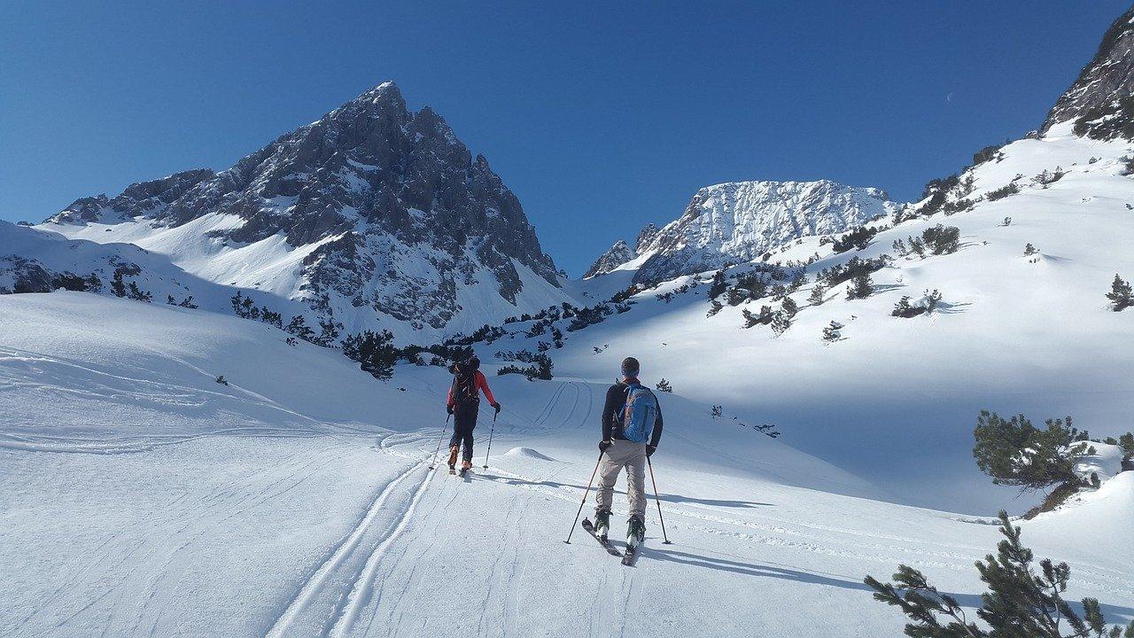 Ils étaient partis faire du ski de randonnée