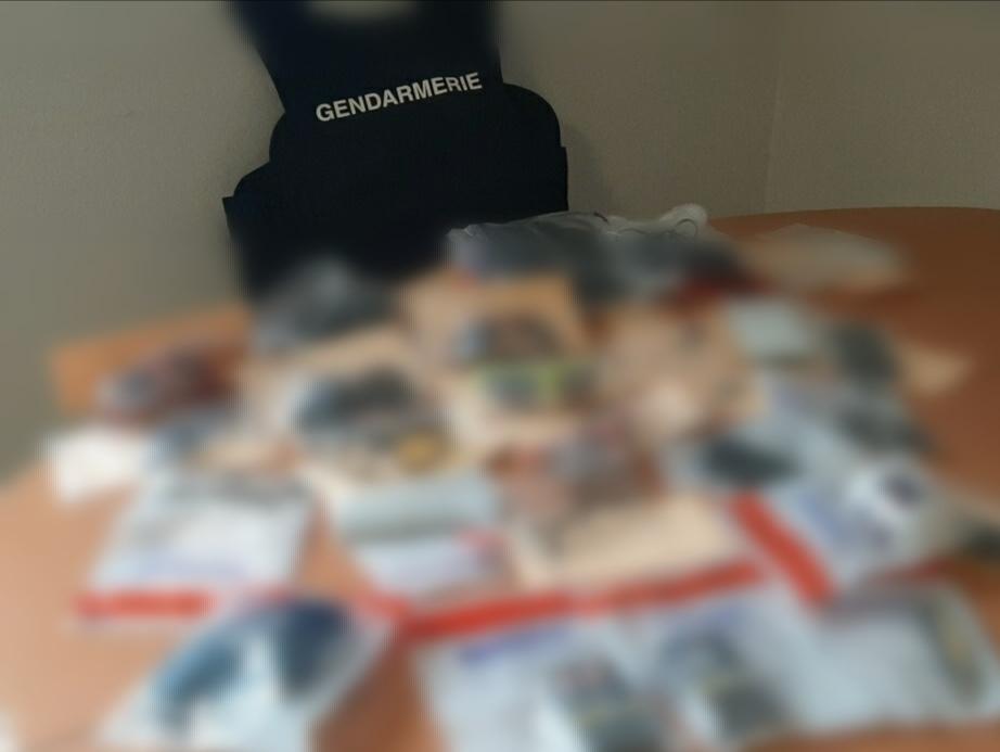 Tarn. les gendarmes arrêtent un voleur et cherchent les victimes