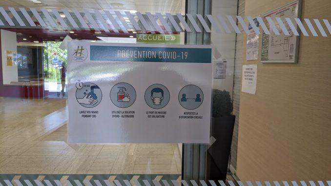 Coronavirus. 1 décès et 26 personnes en réanimation à Toulouse