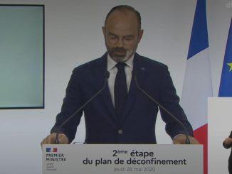 Déconfinement, restaurants, cafés, déplacements les annonces d'Edouard Philippe